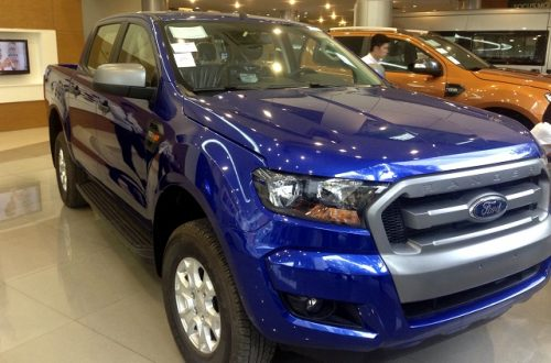 Ranger - Xanh Ford