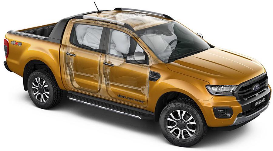 An toàn Ford Ranger XLS 2.2L 4X2 MT - Hình 1