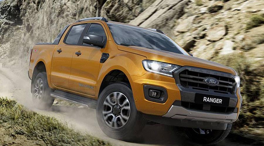 An toàn Ford Ranger XLS 2.2L 4X2 MT - Hình 2