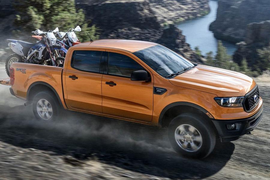 An toàn Ford Ranger XLS 2.2L 4X2 MT - Hình 4