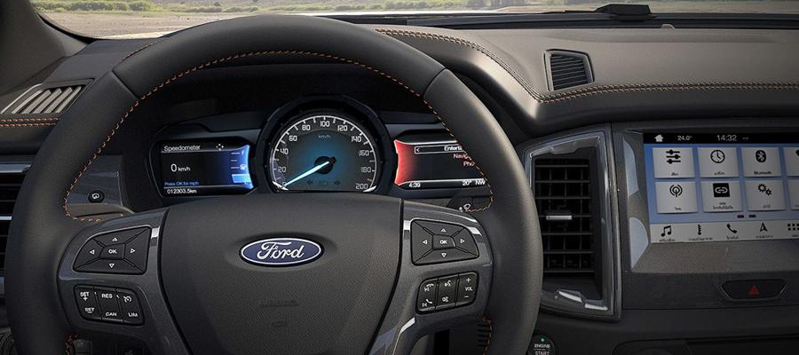 An toàn Ford Ranger XLS 2.2L 4X2 MT - Hình 7