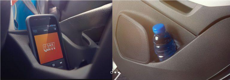 ngăn chứa đồ xe Ford Ecosport 2017