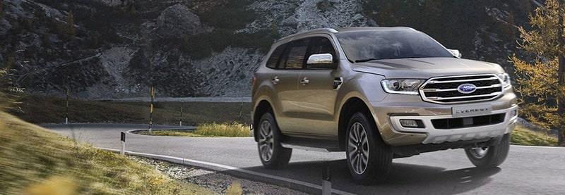 Vận hành êm ái với xe Ford Everest 2019