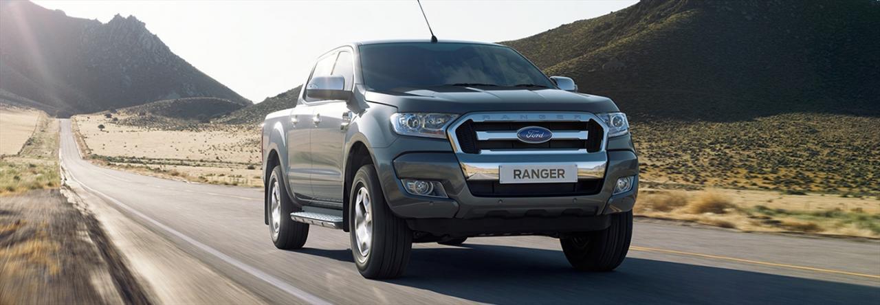 Ford New Ranger Wildtrak 2.2L 4x2 AT bản 2016