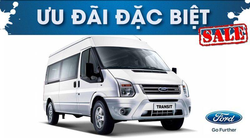 ford transit luxury