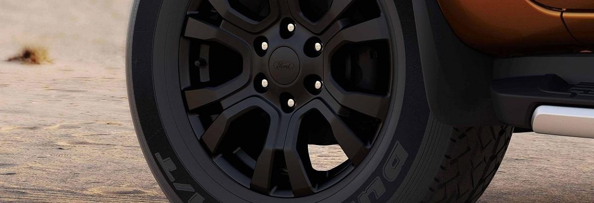 Hệ Thống Kiếm Soat áp Suất Lốp Của Ford Ranger