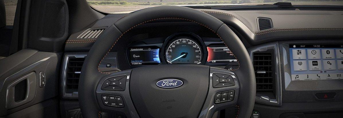 Hệ thống Kiểm soát Tốc độ Tự động của Ford Ranger