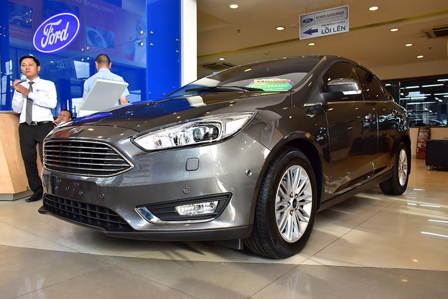 Ford Focus thiết kế tinh tế