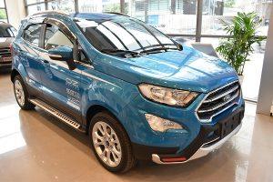Phong cách SUV đầy ấn tượng của EcoSport 1.5L AT Ambiente