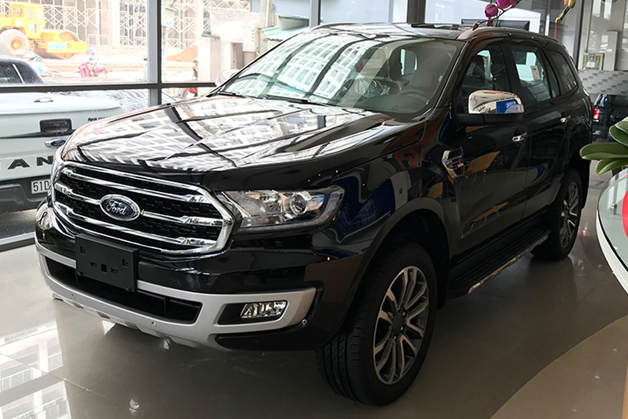 Ford Everest Ambiente 2.0L AT 4×2