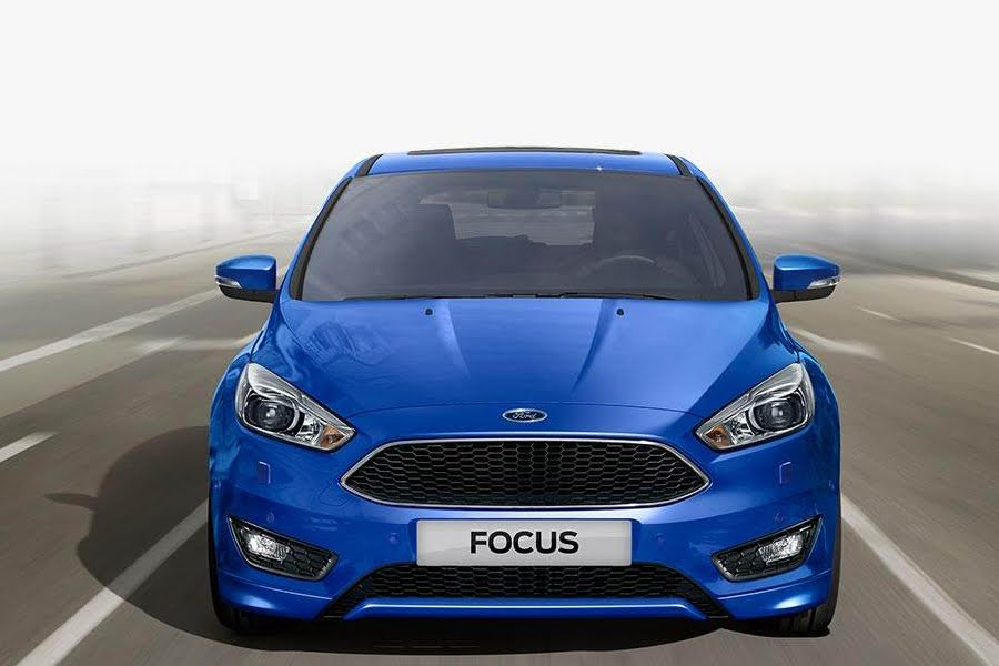 Ford Focus trang bị nhiều công nghệ hiện đại tạo cảm giác thân thiện cho người lái