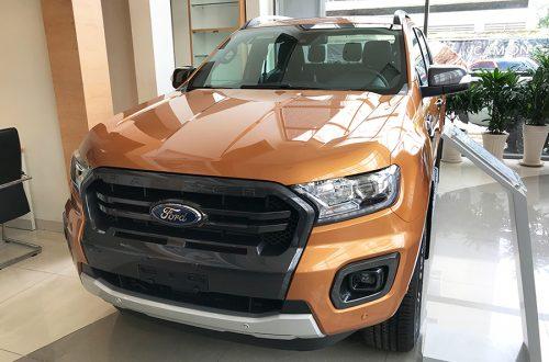 Tổng quan Ford Ranger XLS 2.2L 4X2 MT - Hình 1