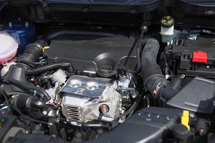 Động cơ EcoSport 1.5L AT Ambiente mạnh mẽ