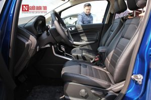 Nội thất xe ford ecosport 2018
