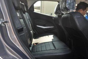 hàng ghế sau xe ford ecosport 2018