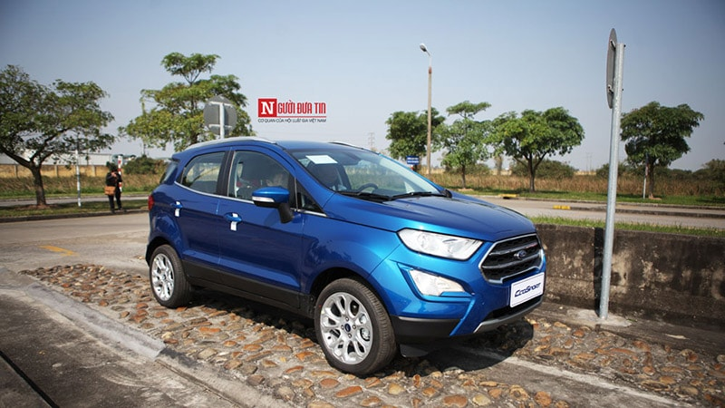 xe ford ecosport 2018