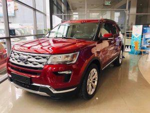 Ford Explorer-do