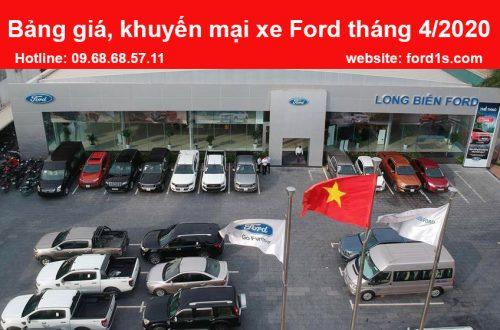 bang-gia-khuyen-mai-xe-ford-thang-4-2020